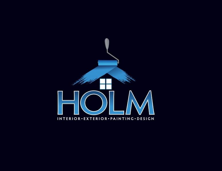 HolmLogoBlack